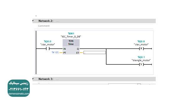 مثال های کاربردی از تایمرها در PLC S7 1200 Siemens