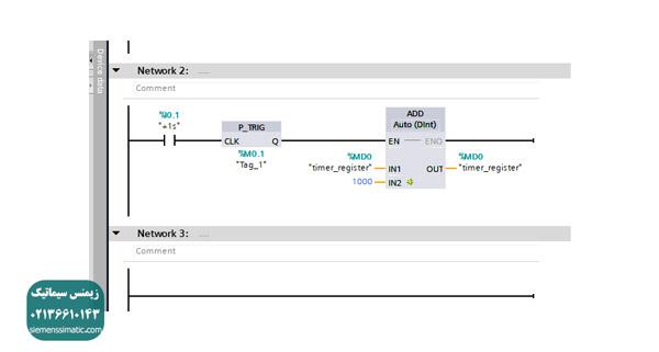 دستورات ریاضی و کاربرد آنها در برنامه نویسی پی ال سی S7-1200 زیمنس