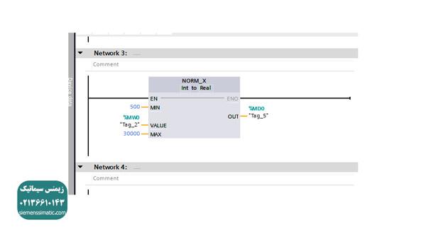 آموزش پی ال سی S7-1200 زیمنس قسمت 28: آموزش اضافه کردن ورودی های آنالوگ و پیکربندی کارت دما - 07