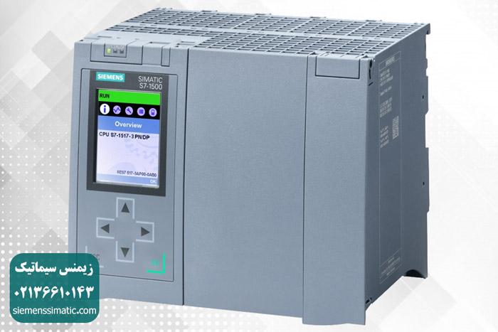 CPU پی ال سی S7-1500 نمایندگی زیمنس - نوع Technology