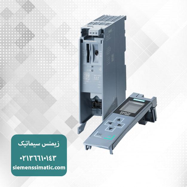نمایشگر cpu s71500 زیمنس