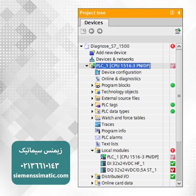 نمایندگی زیمنس ایران - سمبول های مقیسه ای